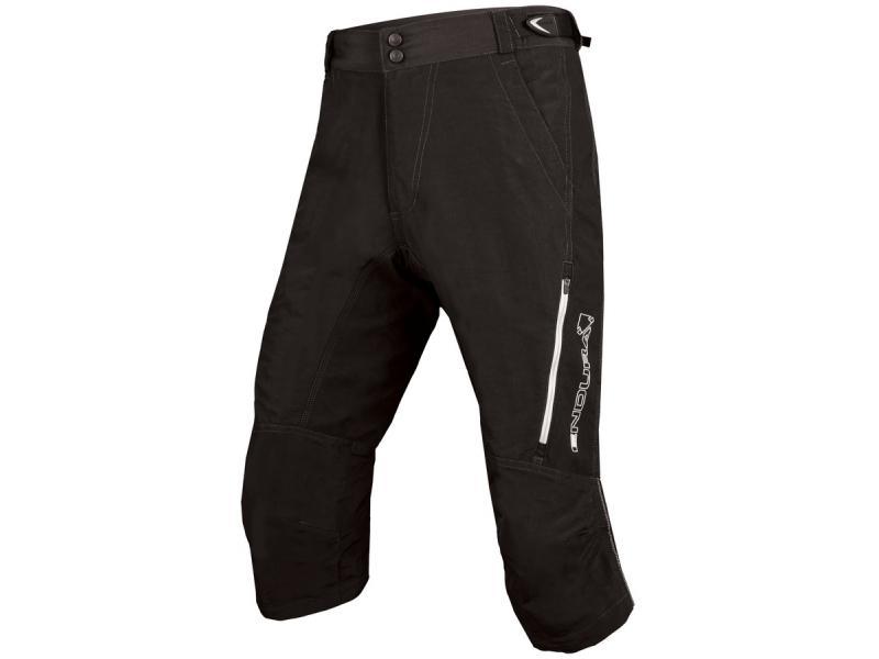 Pánské 3 4 kraťasy Endura Singletrack II kalhoty E8039  72e0493647