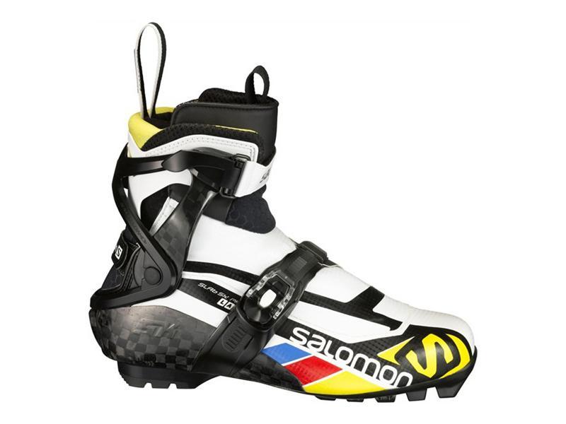 Boty na běžky Salomon S-Lab Skate Pro - Testované !!!  a3f5e10ba7
