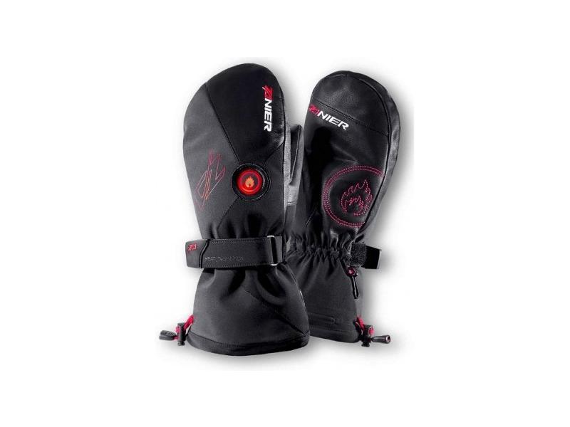Zanier Hot.GTX dámské vyhřívané lyžařské rukavice 14 15  7cb0e2f543