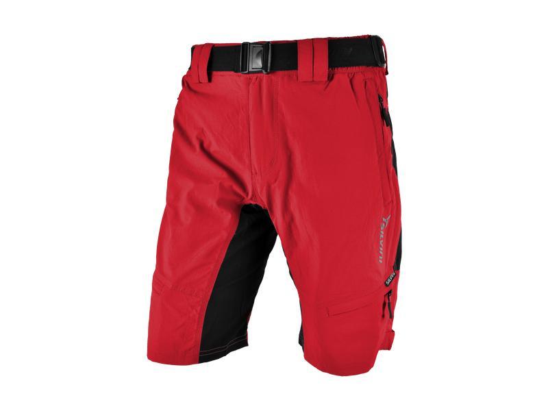 SILVINI pánské MTB cyklistické kalhoty RANGO MP857 red-black ... 15238913f5