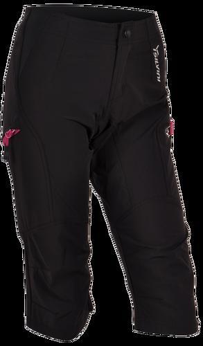 39b58ec0475 SILVINI dámské MTB cyklistické 3 4 kalhoty INVIO WP861 black-purple ...