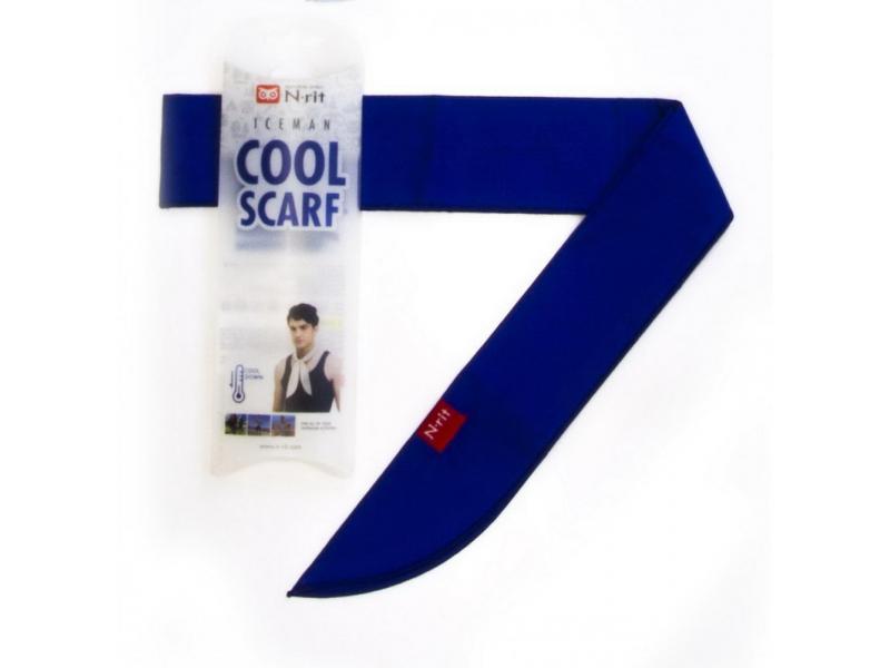 193417cf689 Chladicí šátek N-rit Cool Scarf 107 x 5
