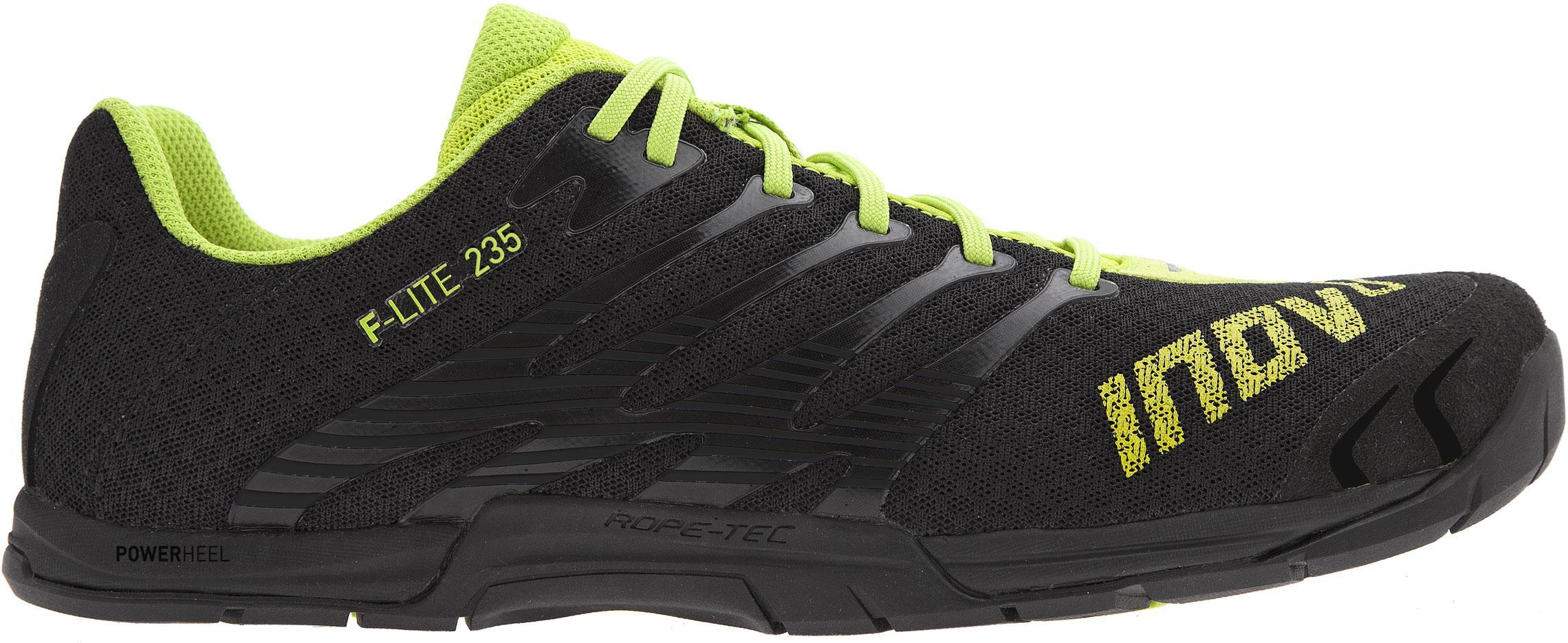 735c87c754d Běžecké boty INOV-8 F-LITE 235 black neon yellow