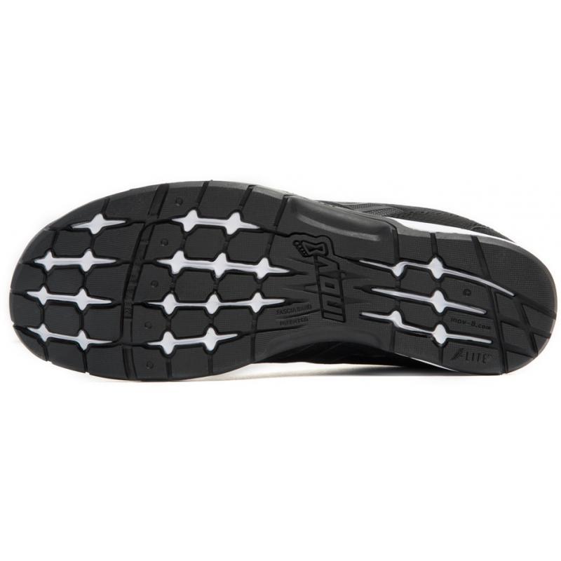 Pánská fitness obuv INOV-8 F-LITE 250 (S) black white  370804f58a6