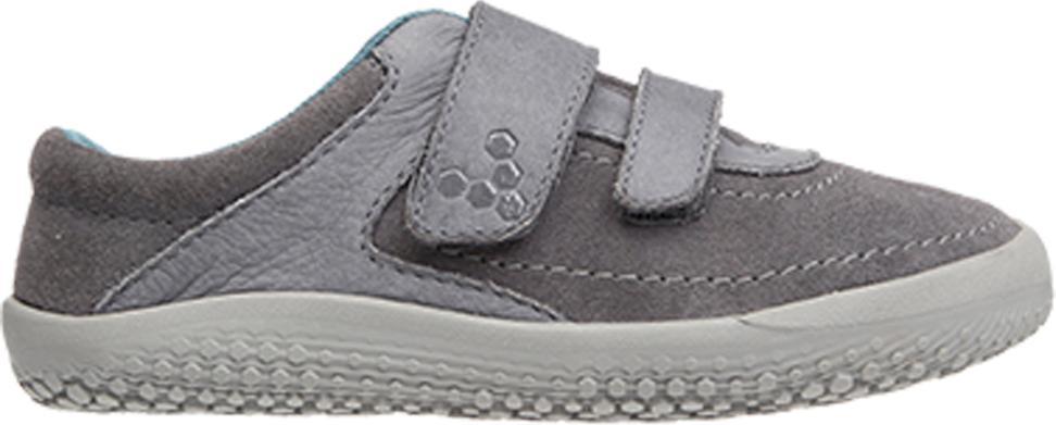 029e67eabf Dětské Vivobarefoot RENO K Leather Grey - velikostní tabulky ...