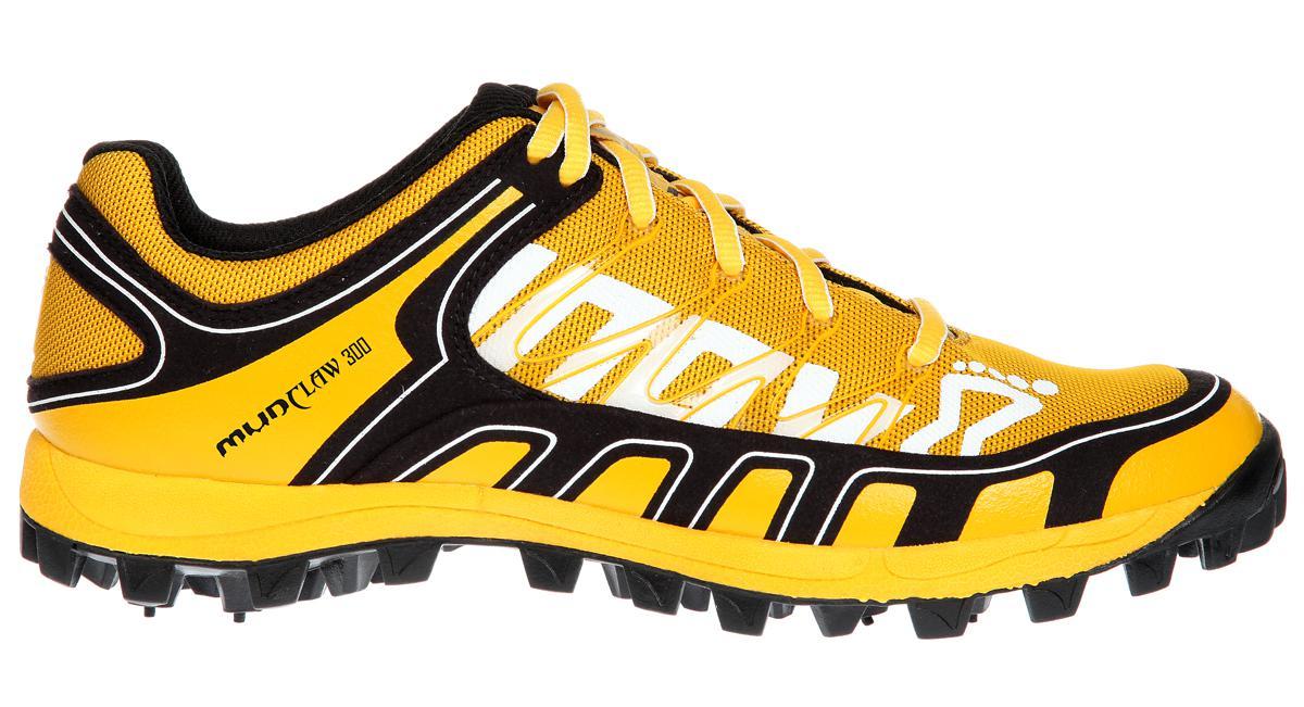 0397042ea39 Unisex běžecké boty INOV-8 MUDCLAW 300 yellow black (P) - OFF TRAIL ...