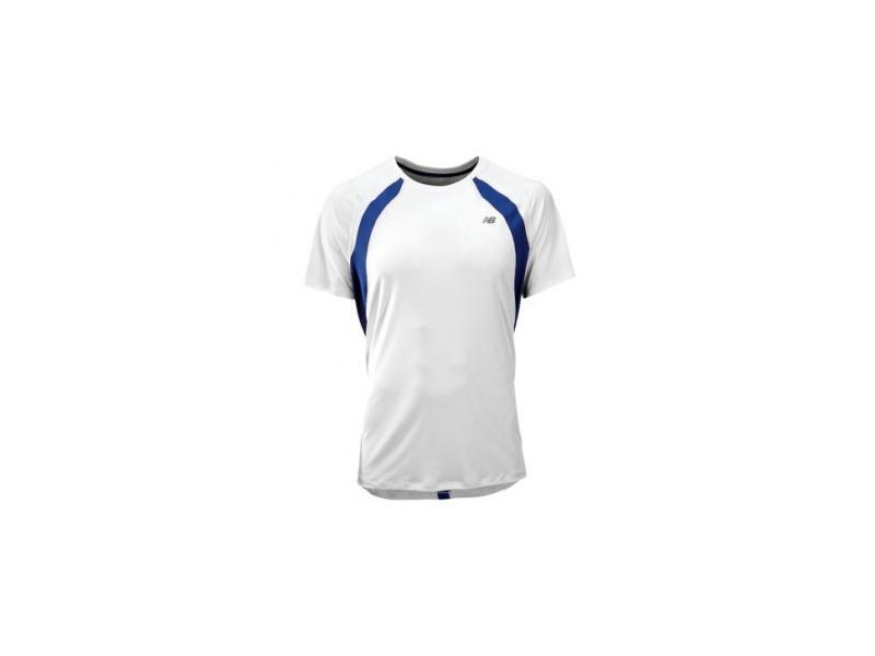 Pánské tričko krátké New Balance MRT2116STW  8ec5a33dcc