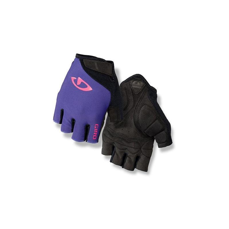f616f0f30 Cyklistické rukavice Giro Jagette ultraviolet/ bright pink | DAJSPORT.cz