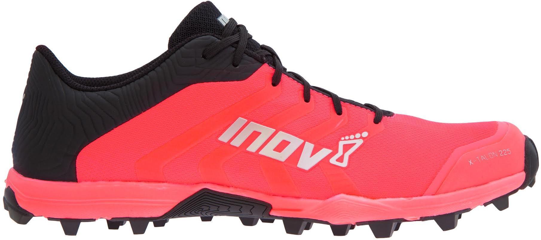 Boty Inov-8 X-TALON 225 (P) neon pink black - dámské 37b2a5e46c