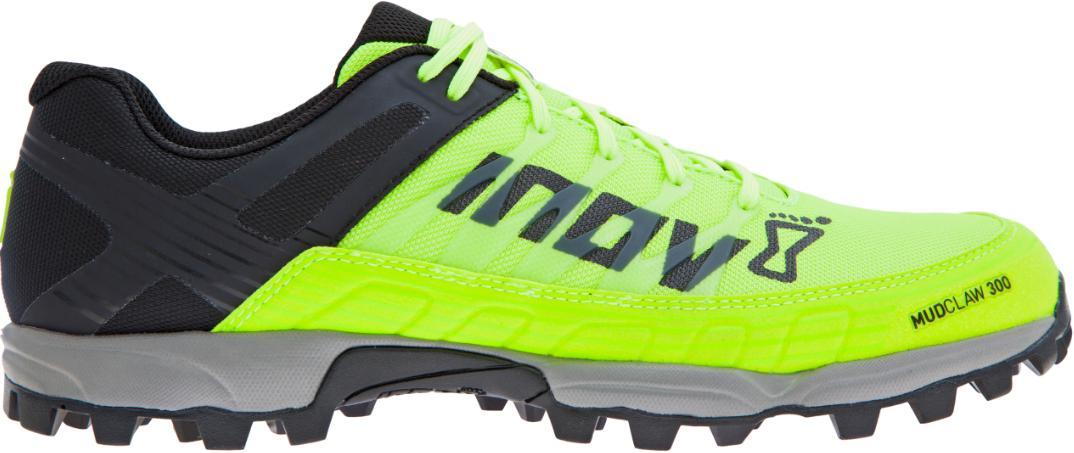 Boty INOV-8 MUDCLAW 300 (P) neon yellow black grey  cd3c08e5a3