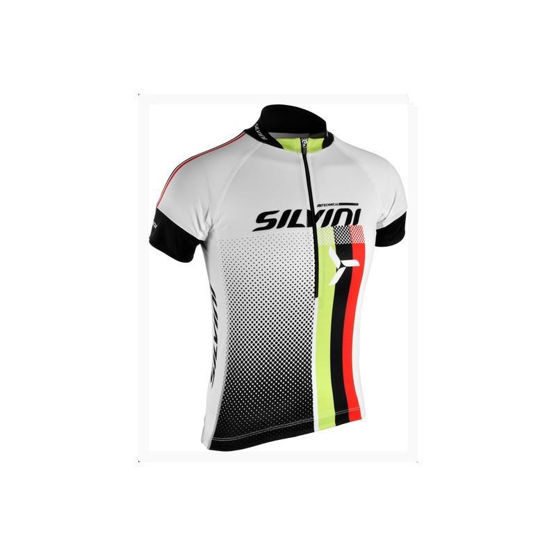 1e92f15f87f14 Dětský cyklistický dres Silvini Team kids CD842K | DAJSPORT.cz