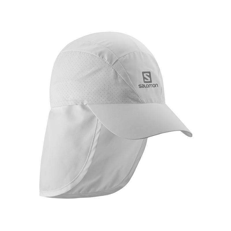 045c87e6689 Kšiltovka SALOMON XA + CAP WHITE L37929200