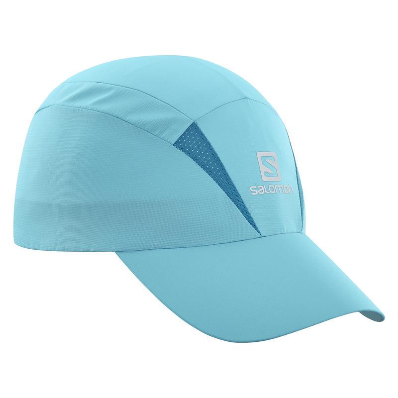 b072b8d53b0 Kšiltovka SALOMON XA CAP BLUE CURACAO L40044500