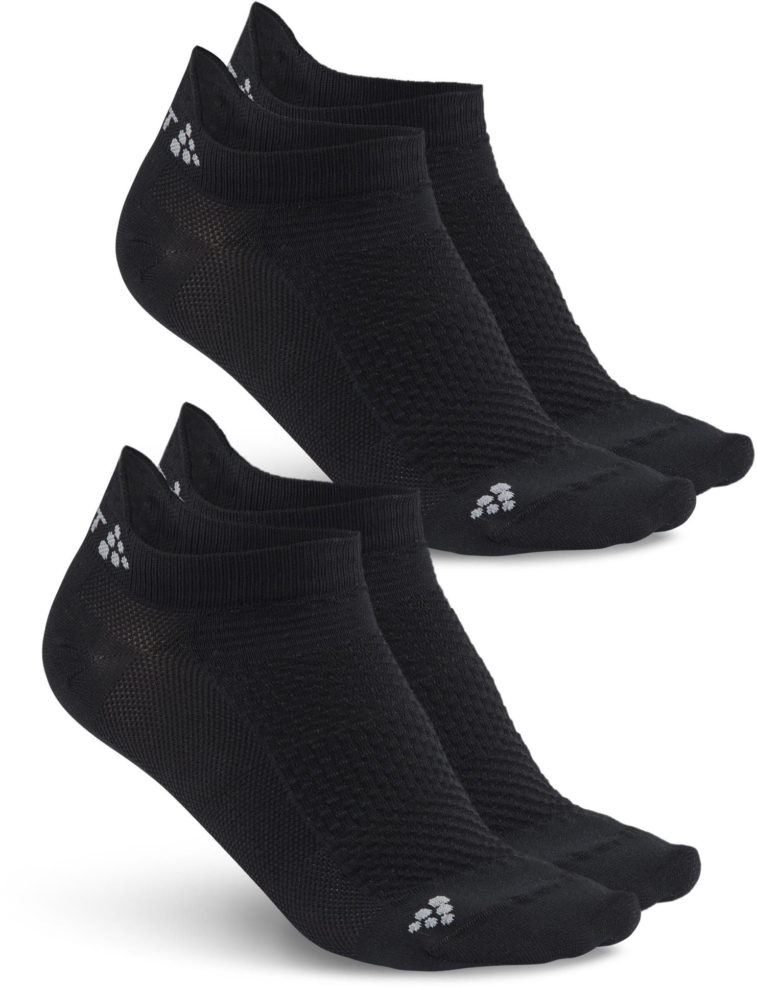 Ponožky Craft Shaftless 2-pack 1905043-9999 94689d3b95