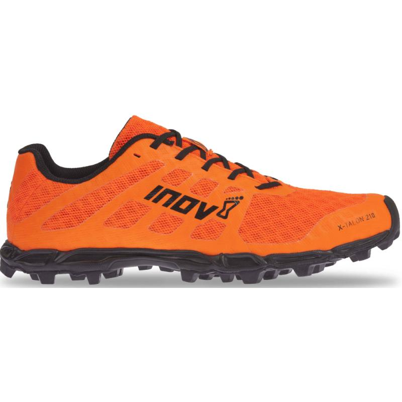 Boty Inov-8 X-Talon 210 (P) - orange/black, unisex
