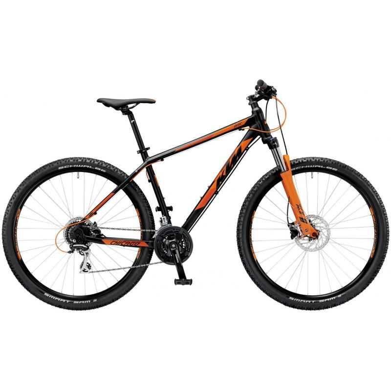 KTM Chicago  29.24 DISC black orange 2019
