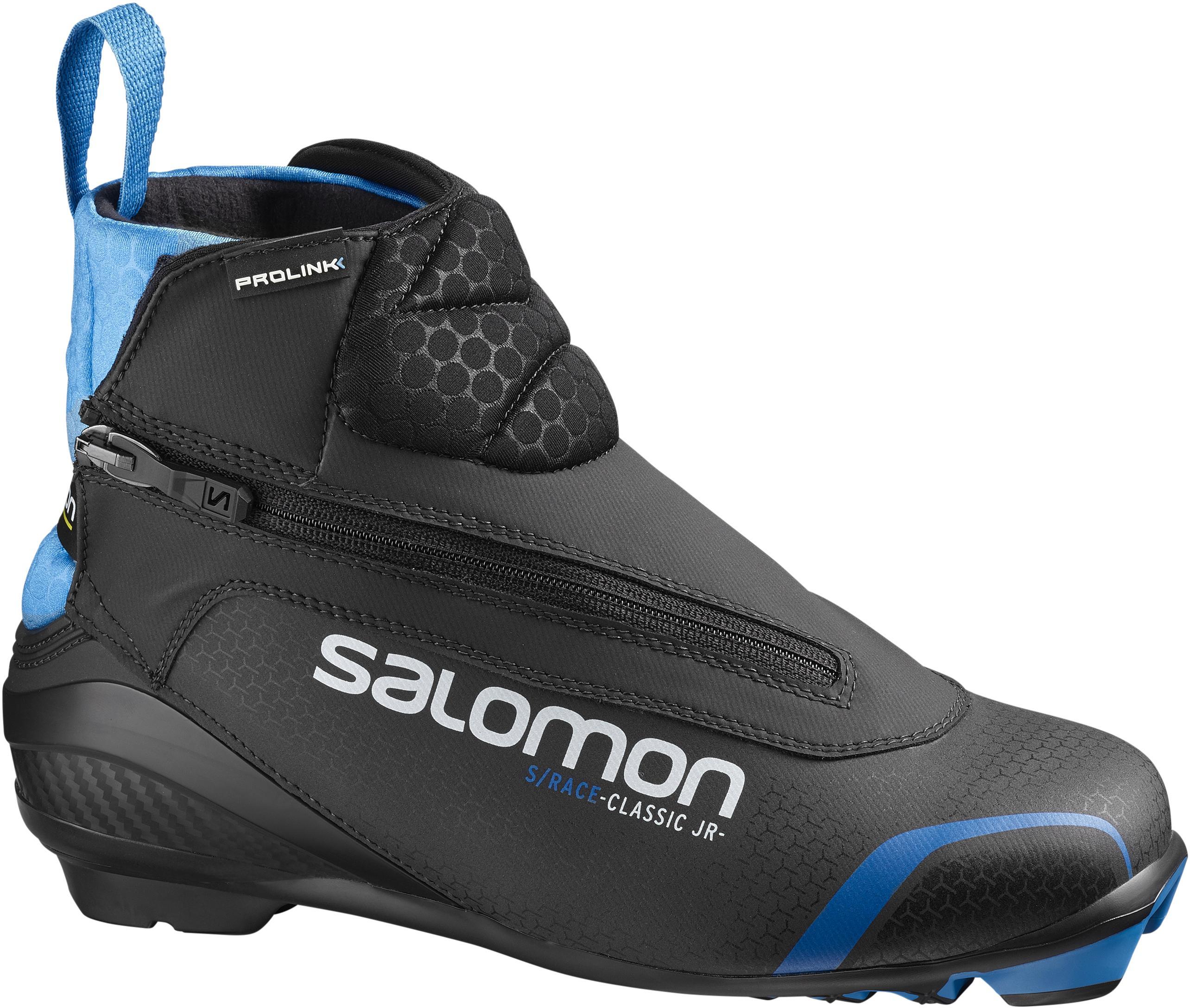 Boty Salomon S Race Classic Prolink JR  88e4e56c2e