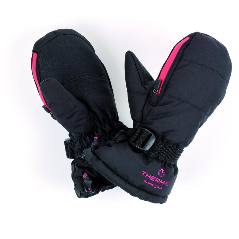 Rukavice THERM-IC WARMER READY GLOVES PINK