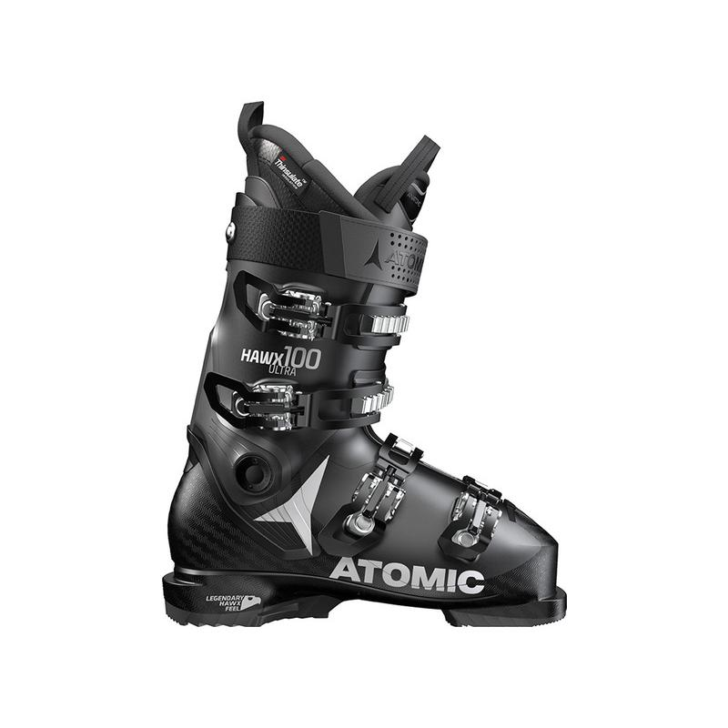 Boty Atomic Hawx Ultra 100 Black/Anthracite 19/20