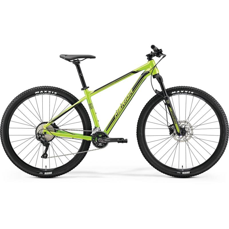 Merida BIG.NINE 500 Green(Black) 2019