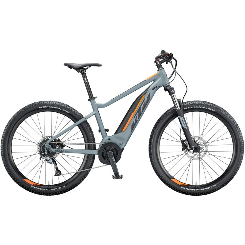 KTM MACINA RIDE 271 epicgrey matt black orange 2020